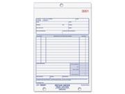 Rediform Repair Order Form Book 1 BK/EA