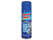 Spray Nine 23319 Glass and Stainless Steel Cleaner