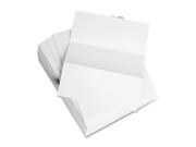 "Domtar 3.6"" Microperforated Custom Cut Sheet"
