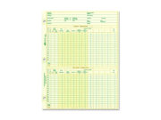 Rediform National Payroll Filler Sheet 100 SH/PK