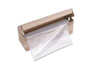 HSM Waste Collection Bags (For Use with 104/105/B22 Series) (100 Bags/Roll)