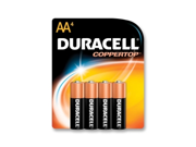 Duracell 41501 - AA Cell Battery (4 pack) (MN1500B4)