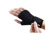 Dome 3733 Handeze Flex-fit Therapeutic Gloves, Small Size, 2 / Pair, 1 Pair, Fabric, Black