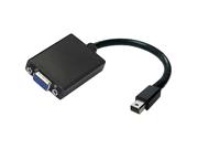 4XEM Mini DisplayPort To VGA Adapter