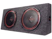 Pyramid - Dual 12'' 300 Watt 4-Way Stereo Hatchback Speaker System