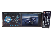 Legacy - Multi-DVD Player for Car Entertainment AM/FM/DVD/CD/MP3 w/ 3.5'' TFT Color Screen
