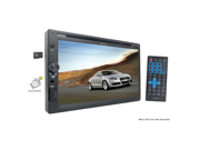 Legacy - 7'' TFT Double DIN CD/CDR/CDRW/MP3 Compatible with USB Port & SD reader