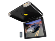 Pyle - 14'' High Resolution TFT Roof Mount Monitor & IR Transmitter (Refurbished)