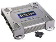 1800 Watt Mono-Block Class-D Amplifier (Silver)