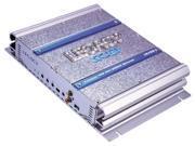 2 Channel 600 Watt Bridgeable MOSFET Amplifier