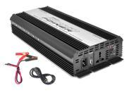 Plug in Car 1,500 Watt 12v DC to 115 Volt AC Power Inverter w/ Modified Sine Wave & 5 Volt USB Outlet