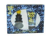 Samba Rock and Roll by Perfumer's Workshop for Men - 2 Pc Gift Set 3.3oz EDT Spray, 4.4oz Shower Gel