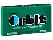 Wrigley's Orbit Spearmint Sugarfree Gum 14 ct