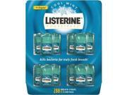 Listerine Pocketpaks Breath Strips Cool Mint (Backend / Peggable) - 12 Pack