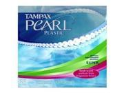 Tampax Pearl Tampons, Super Absorbency, Fresh Scent, 36 ct.