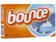 Bounce Dryer Sheets-Fresh Linen-40 count