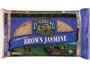 Organic Jasmine Brown Rice 2 lb (Case of 12) 9SIV19P7EV2175