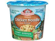 Dr. McDougall's Right Foods Vegan Chicken Flavor Noodle Soup, Light Sodium, 1... 9SIADWS5W28902
