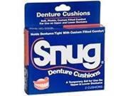 Snug Denture Cushions - 2 Each