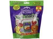 Yumearth Organic Fruit Snacks, 5 Count, Net Wt. 3.5oz