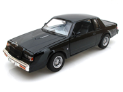 1987 Buick Regal 1/24 Black