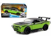 Jada 1/24 Fast & Furious 7 Dodge Challenger Off Road Letty in Window Box
