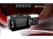 NEW HD 720P Dual Lens Dashboard Car vehicle Camera Video Recorder DVR CAM
