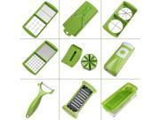 Nicer Dicer Plus Multi Chopper Food Slicer Kitchen Salad Vegetable Cutter Peeler
