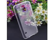 Ultra Thin Clear Transparent Crystal TPU Case Cover for Samsung Galaxy S5 i9600 9SIV03X1Y39902