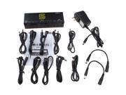 NEW 10 Isolated Output 9V 12V 18V Guitar Effect Pedal Power Supply