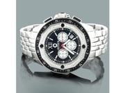 Centorum Diamond Watch: Mens Chronograph Falcon 0.55ct