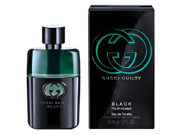 Gucci Guilty Black Pour Homme - 1.6 oz EDT Spray