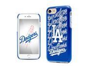 [Apple iPhone 7 (4.7 inch)] MLB Case Slim Dual layer Case [Los Angeles Dodgers] 9SIA0UW5AS7153