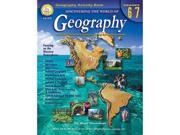 Help students use the skills learned in geography to interpret and analyze data as it relates to the world! This book includes activities such as maps charts diagrams and graphs based on National Geography Standards; assessments; and answer keys. Your source for Educational Products. To Quality Children's Item. Dependable Rich Resource for Classroom or home. Satisfaction Ensured.