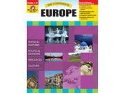 Develop geography literacy while learning about the unique characteristics of Europe! The 7 Continents: Europe helps students learn about Europe through engaging reading and writing activities