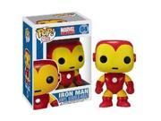 Funko POP! Marvel 4 Inch Vinyl Figure Iron Man 021-000M-001W8