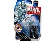 Marvel Universe 3 3/4 Inch Series 16 Action Figure #23 Iceman 9SIA17P6M72696