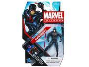 Marvel Universe 3 3/4 Inch Series 17 Action Figure Shadowland Daredevil 9SIA17P62M5025