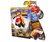 Chuck Big Air Dare DVD And Vehicle by Hasbro