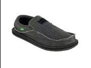 Sanuk Men's Kyoto Loafer,Black,12 M US