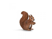 Schleich Eating Squirrel Toy Figure 9SIA2DH1702982