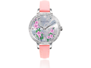 Ingenuity NCL0009-03 Engagement with Time - The Twelve-Month Flora Series Watch Collection - March