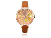 Ingenuity NCL0009-09 Engagement with Time - The Twelve-Month Flora Series Watch Collection - September