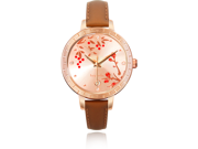 Ingenuity NCL0009-12 Engagement with Time - The Twelve-Month Flora Series Watch Collection - December