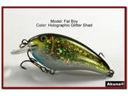 "Akuna Fat Boy 3.2"" Crankbait Fishing Lure"