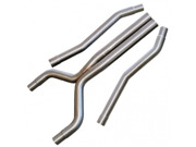 BBK Performance 4024 High-Flow X-Pipe Assembly