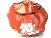K&N Filters E-3380PR PreCharger Filter Wrap