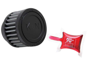 K&N Filters RU-3350 Universal Air Cleaner Assembly