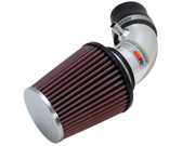 K&N Filters Typhoon Short Ram Air Intake Filter Assembly 9SIA4BS4S33759