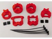 Energy Suspension 5.1107R Motor Mount Insert&#59; Red&#59; Motor And Transmission Inserts&#59; Performance